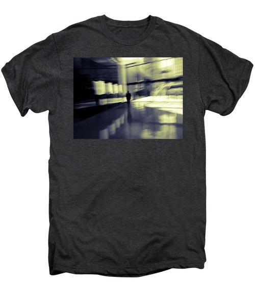 Men's Premium T-Shirt featuring the photograph Nexus by Alex Lapidus