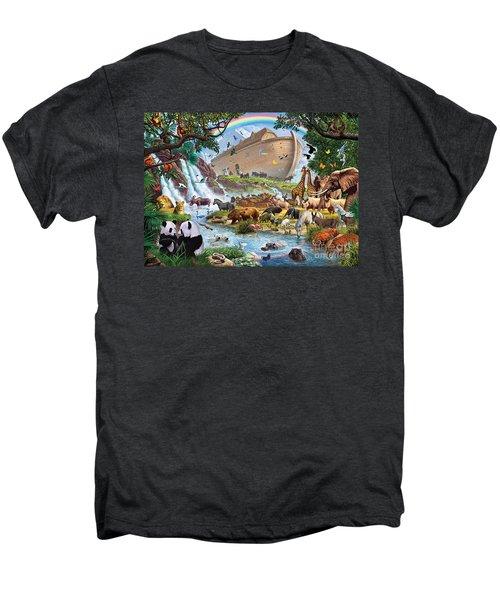 Noahs Ark - The Homecoming Men's Premium T-Shirt