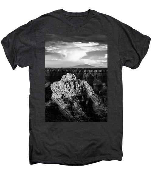 North Rim Men's Premium T-Shirt by Dave Bowman