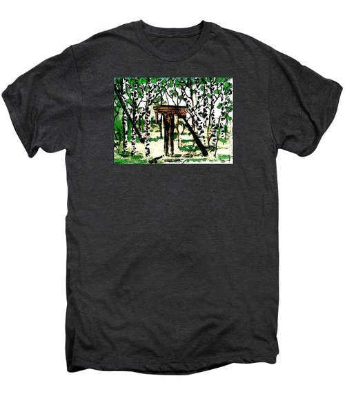 Old Obstacles Men's Premium T-Shirt