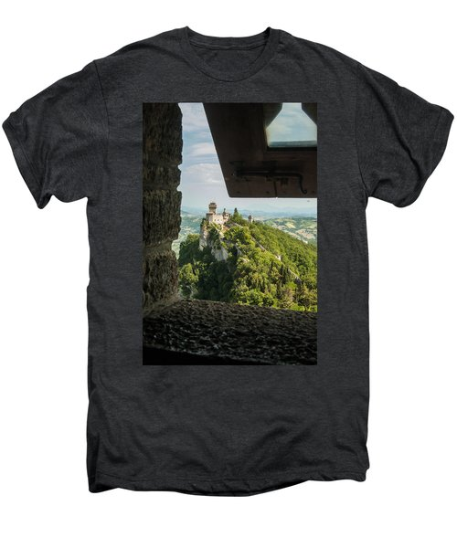 On The Inside Men's Premium T-Shirt by Alex Lapidus
