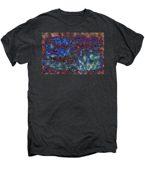 Paw Prints Intermingle 2 Men's Premium T-Shirt