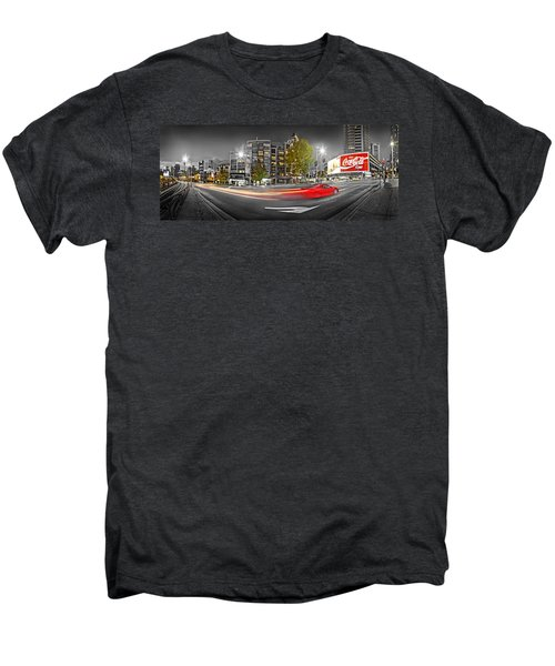 Red Lights Sydney Nights Men's Premium T-Shirt