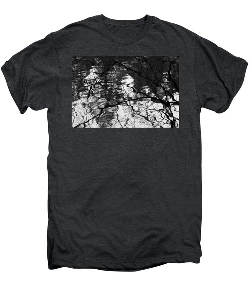 Reflection Men's Premium T-Shirt by Yulia Kazansky