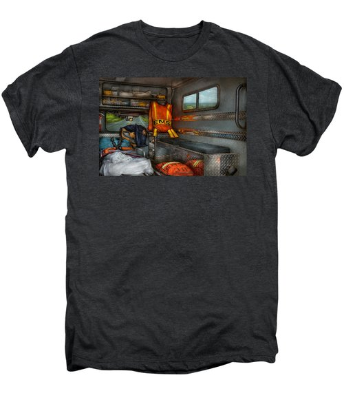 Rescue - Emergency Squad  Men's Premium T-Shirt
