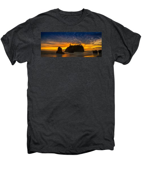 Ruby Beach Olympic National Park Men's Premium T-Shirt