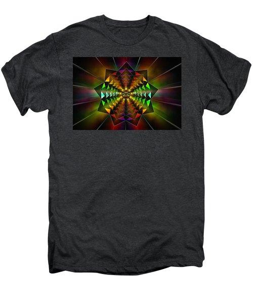 Sacred Power Of Nine Men's Premium T-Shirt by Derek Gedney