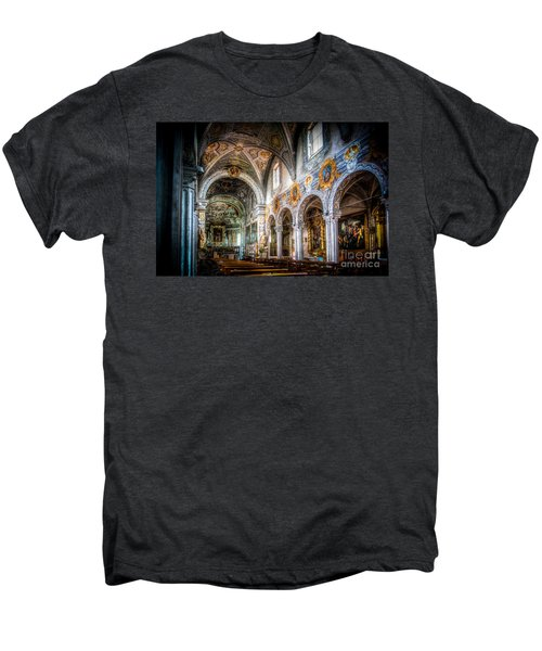 Saint George Basilica Men's Premium T-Shirt