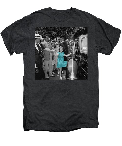 Shirley Temple Men's Premium T-Shirt