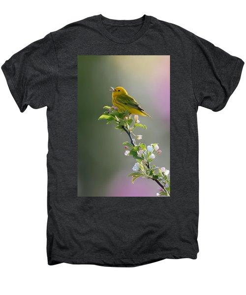 Song Of Spring Men's Premium T-Shirt