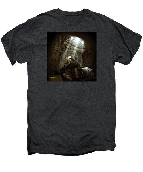 Spiritual Archives II Men's Premium T-Shirt