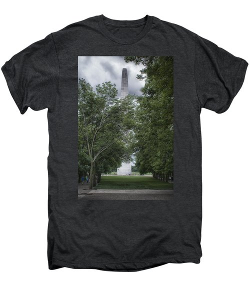 St Louis Arch Men's Premium T-Shirt
