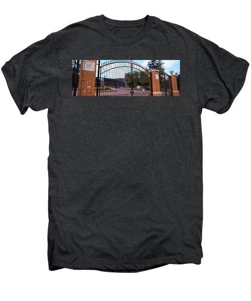 Stadium Of A University, Michigan Men's Premium T-Shirt