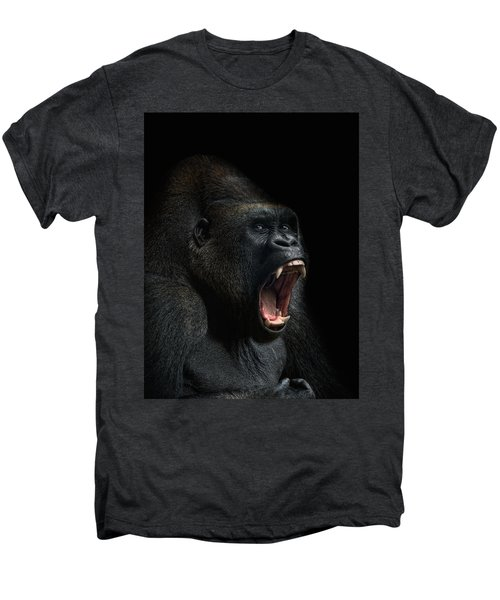 Stay Away Men's Premium T-Shirt by Joachim G Pinkawa