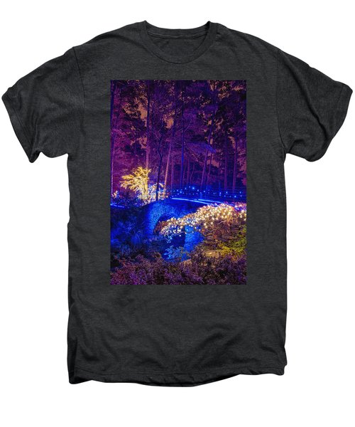 Stone Bridge - Full Height Men's Premium T-Shirt