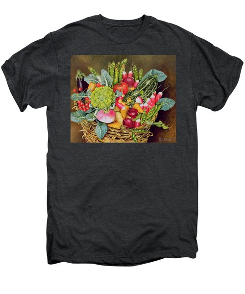 Summer Vegetables Men's Premium T-Shirt