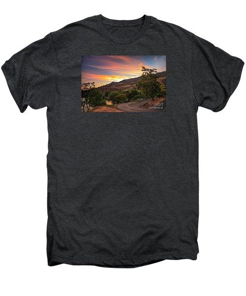Sunrise At Woodhead Park Men's Premium T-Shirt