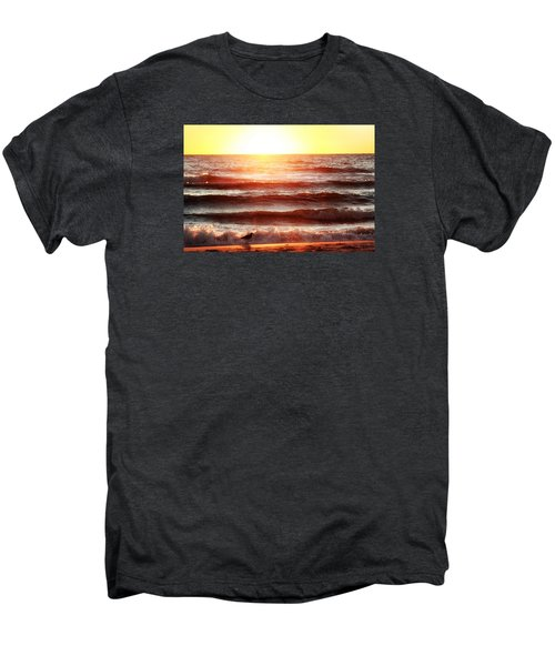 Sunset Beach Men's Premium T-Shirt