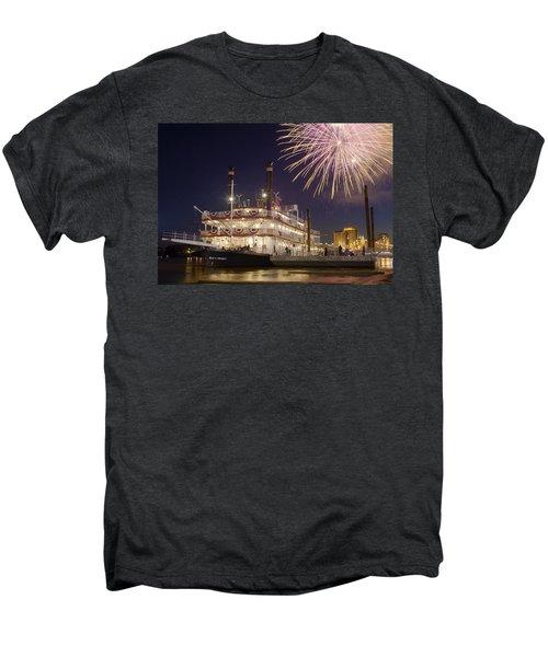 Tall Stacks Men's Premium T-Shirt