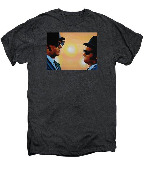 The Blues Brothers Men's Premium T-Shirt