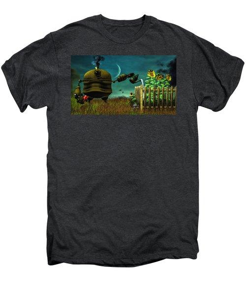 The Gardener Men's Premium T-Shirt