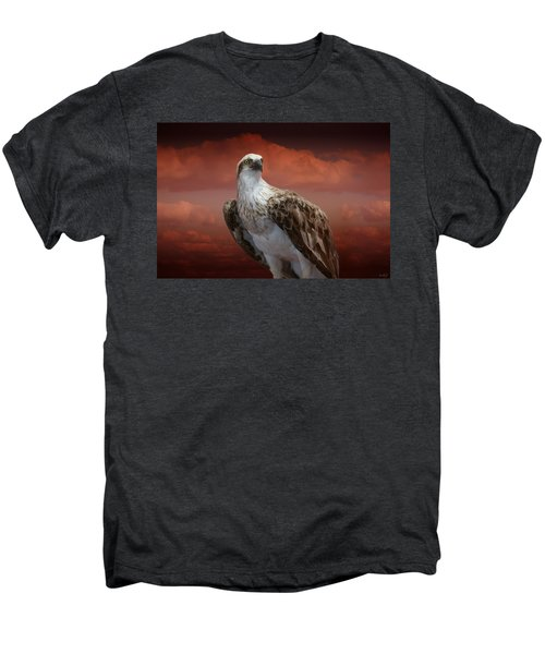 The Glory Of An Eagle Men's Premium T-Shirt