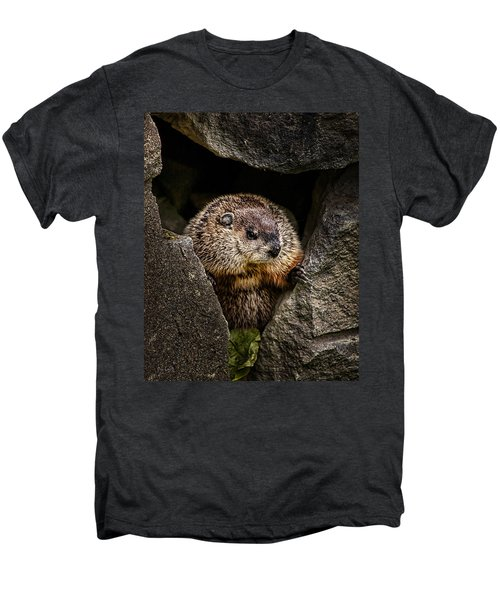 The Groundhog Men's Premium T-Shirt