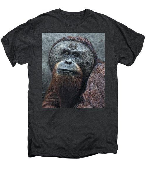 The Patriarch Men's Premium T-Shirt by Joachim G Pinkawa