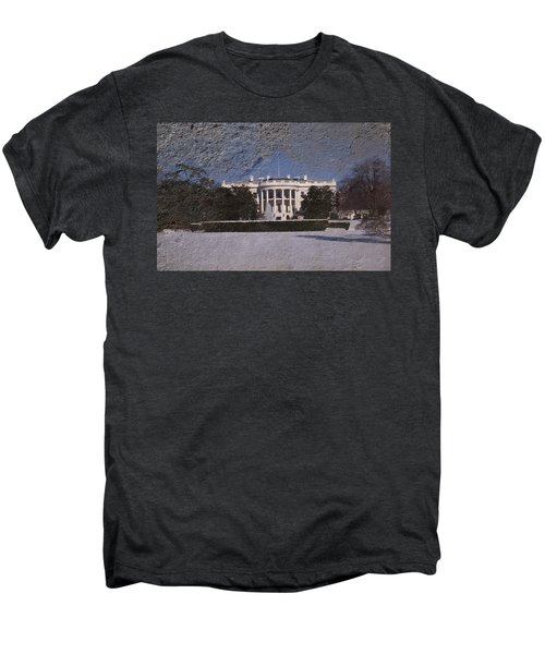 The Peoples House Men's Premium T-Shirt by Skip Willits