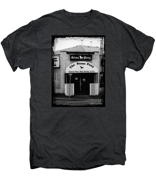 The Stone Pony Men's Premium T-Shirt by Colleen Kammerer