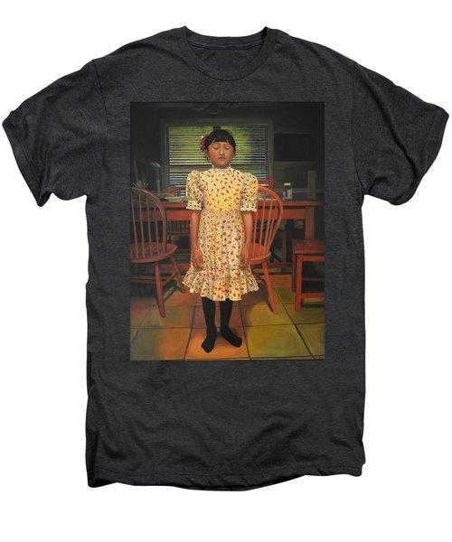 The Valentine Dress Men's Premium T-Shirt