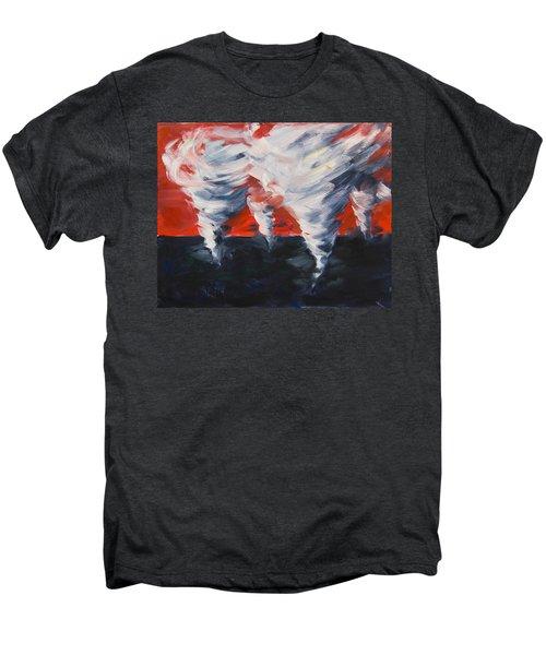 Apocalyptic Dream Men's Premium T-Shirt by Yulia Kazansky