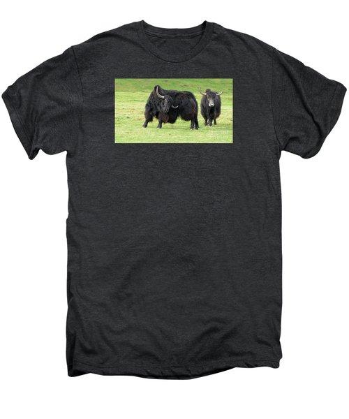 Yaketty Yak Men's Premium T-Shirt