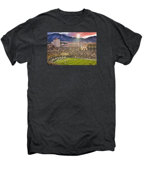 University Of Colorado Boulder Go Buffs Men's Premium T-Shirt