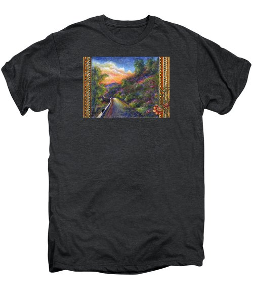 Uphill Men's Premium T-Shirt
