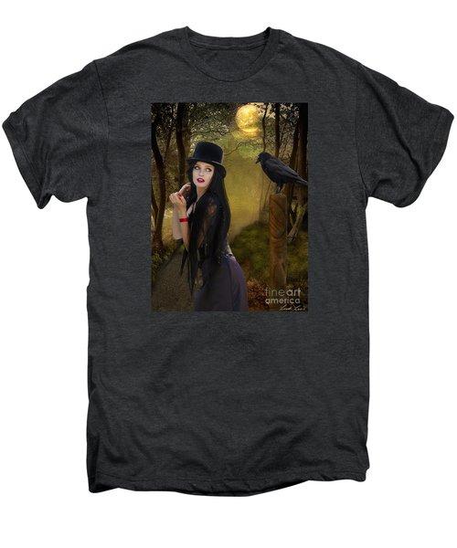 Words Of The Crow Men's Premium T-Shirt