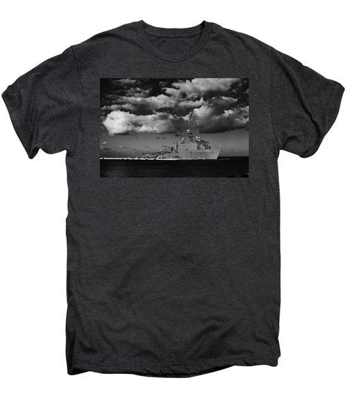 Uss Fort Mchenry Men's Premium T-Shirt