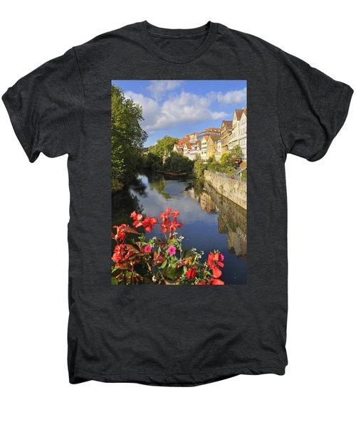 Beautiful Tuebingen In Germany Men's Premium T-Shirt
