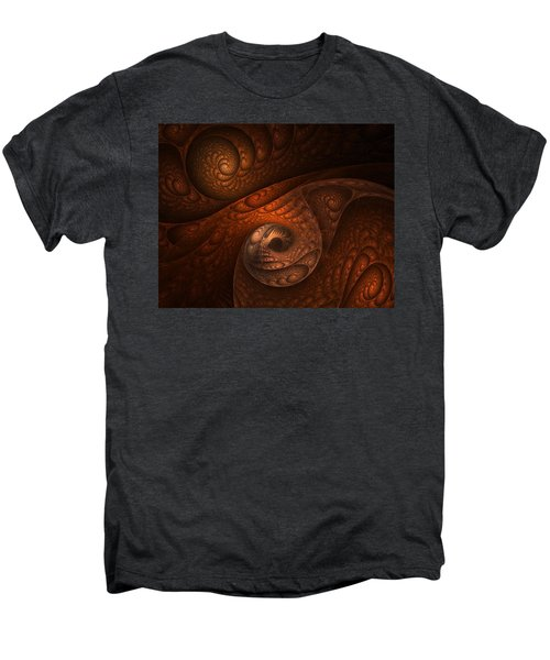 Developing Minotaur Men's Premium T-Shirt by Lourry Legarde