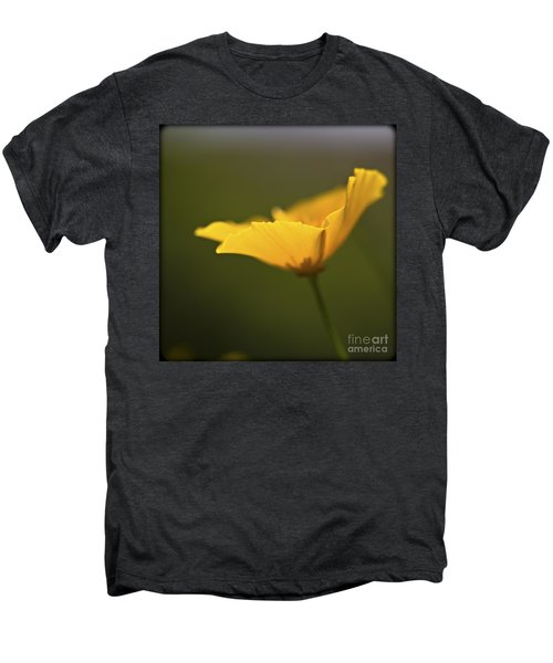 Men's Premium T-Shirt featuring the photograph Golden Afternoon. by Clare Bambers