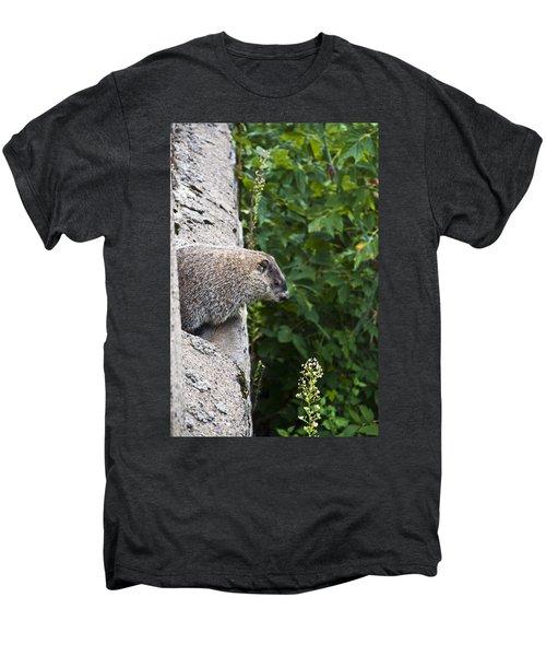Groundhog Day Men's Premium T-Shirt