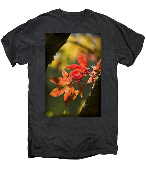 Men's Premium T-Shirt featuring the photograph In Between... by Clare Bambers