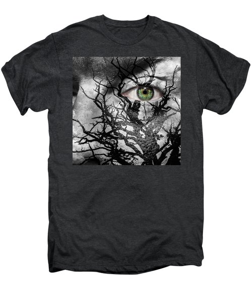 Medusa Tree Men's Premium T-Shirt
