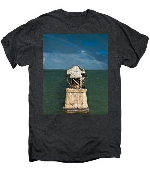 Overseas Railroad Men's Premium T-Shirt