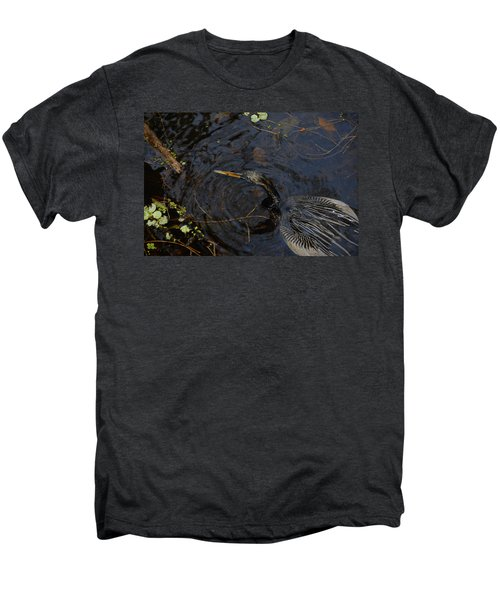 Perfect Catch Men's Premium T-Shirt by David Lee Thompson