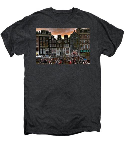 Prinsengracht 458. Amsterdam Men's Premium T-Shirt