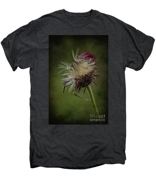 Men's Premium T-Shirt featuring the photograph Ready To Fly Away... by Clare Bambers
