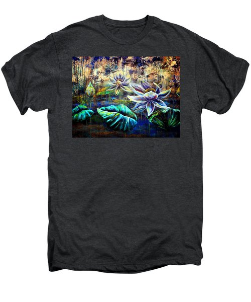 White Lotus Men's Premium T-Shirt
