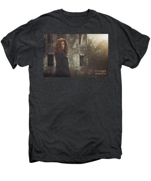 Des Poussieres De Toi Men's Premium T-Shirt