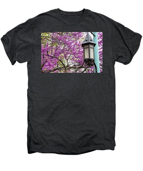 Michigan State University Spring 7 Men's Premium T-Shirt by John McGraw